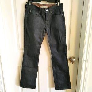Stella McCartney cropped straight leg jeans.